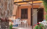 Holiday Home San Vito Lo Capo Sauna: House Acquamarina
