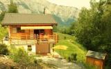 Holiday Home Switzerland Fernseher: House Le Merle Blanc