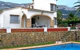 Holiday Home Denia Comunidad Valenciana Waschmaschine: House Pia