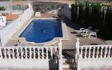Holiday Home Spain Fernseher: Villa Rental In Mazarron With Swimming Pool, ...
