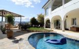 Holiday Home Spain Air Condition: Wonderful Villa With Ocean Views Towards ...