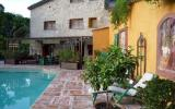 Holiday Home France Radio: Superb Stone Farmhouse, Swimming Pool, Medieval ...