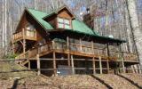 Holiday Home Cherokee North Carolina: Whispering Woods Cabin-- 3 Bedroom, ...