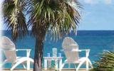 Holiday Home Bahamas: Beachfront Palmetto Point Waters Edge Villa