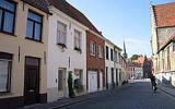Holiday Home West Vlaanderen Waschmaschine: Ambrosius In Brugge, Küste / ...