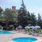 Apartment Toscana Safe: Summary Of App. Typ A 1 Bedroom, Sleeps 4