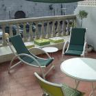 Apartment Gibraltar: 1 Bed Duplex With Aircon/large Terrace/pool In Town ...