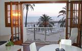 Apartment Spain Fernseher: Beachfront Apartment With Spectacular Sea Views ...