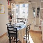 Apartment France Radio: Sunny Apartment With Balcony Views Of Eiffel Tower ...