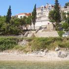 Apartment Korcula: Summary Of Lower Ground Floor Apartment 1 Bedroom, Sleeps 4