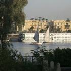 Villa Egypt: Villa On West Bank Of The Nile Opposite The Winter Palace Hotel, ...