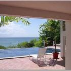 Villa Saint Lucia: Charming Caribbean Oceanfront Villa On Choc Bay