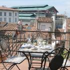 Apartment Florence Toscana: Bright Flat With Terrace In The Heart Of Historic ...