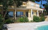 Holiday Home France Cd-Player: Villa Facing The Sea With Private Pool